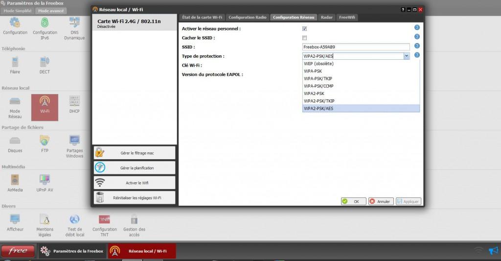 R p teur wifi pour acc s ext rieur - Repeteur wifi free ...