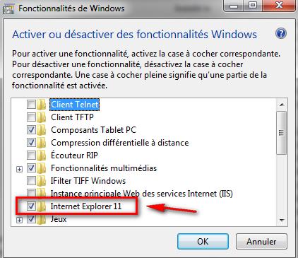Windows Update Veut Reinstaller I E 11