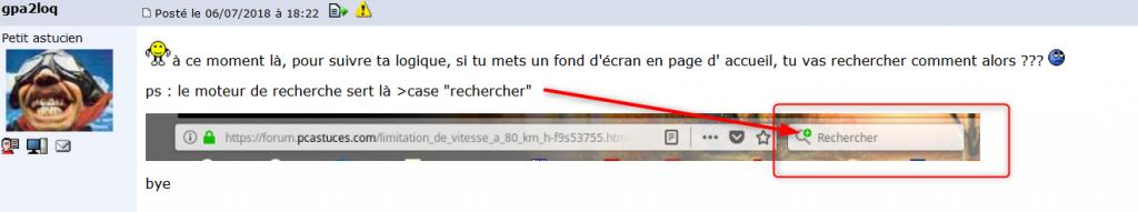 Mettre Un Fond D Ecran Page D Accueil De Firefox