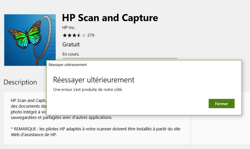 Logiciel HP Scan and Capture - Communauté HP - 704614