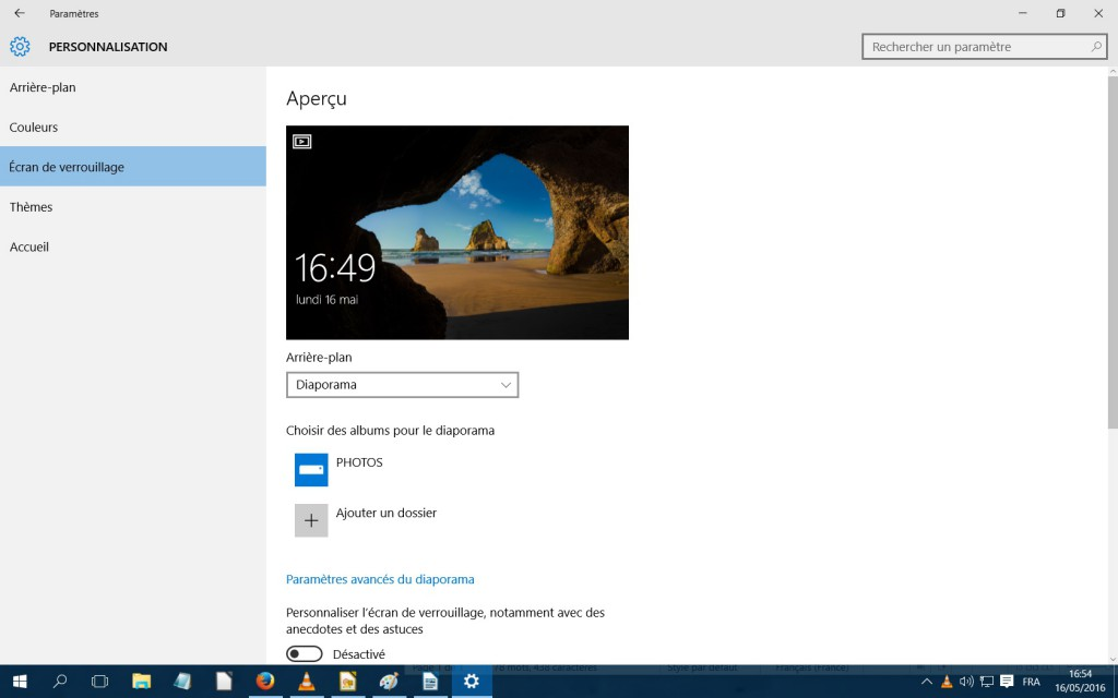 R glages de la mise en veille dans windows 10 for Ouvrir fenetre dos windows 7