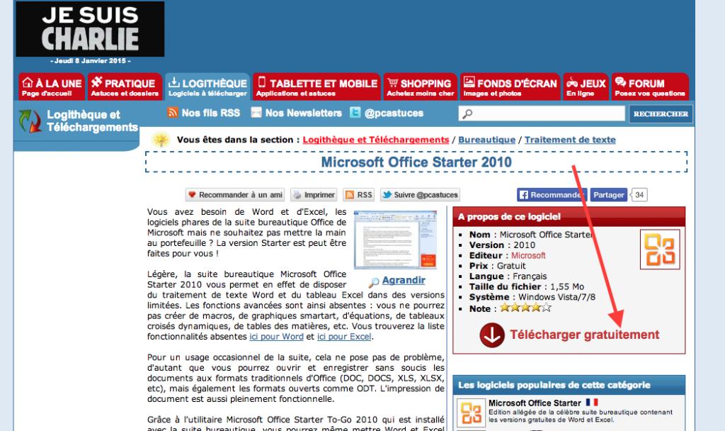 Microsoft office 2010 gratuit - Transferer office 2010 sur un autre pc ...