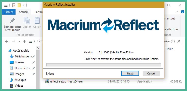 Restaure Windows  Par Invite De Commande