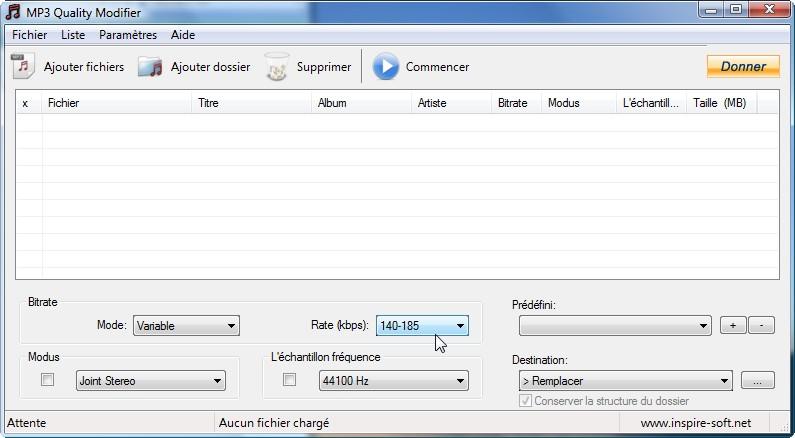 Comment r duire le poids d 39 une musique mp3 - Comment couper une musique mp3 ...