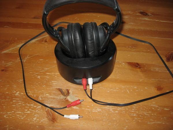 Casque audio et son coup sur t l - Casque pour tv sans couper le son ...