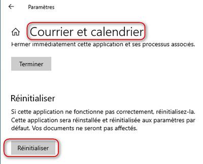 Courrier Et Calendrier.Horloge Windows 10 Pas De Samedi Ni De Dimanche
