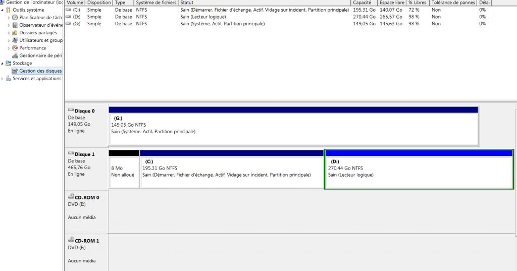 demarrage de win 7  u00e0 partir d u0026 39 un 2 u00e8me disque dur interne sata