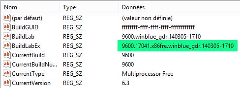 Exemple de clés déjà publiées sur PC Astuces