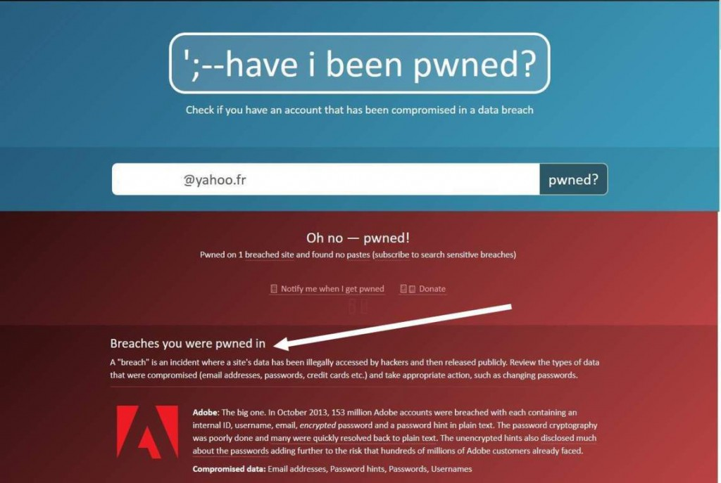 """ Have I been pwned Have I Been Pwned"