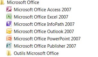 Mettre icone word sur le bureau - Raccourci bureau disparu ...
