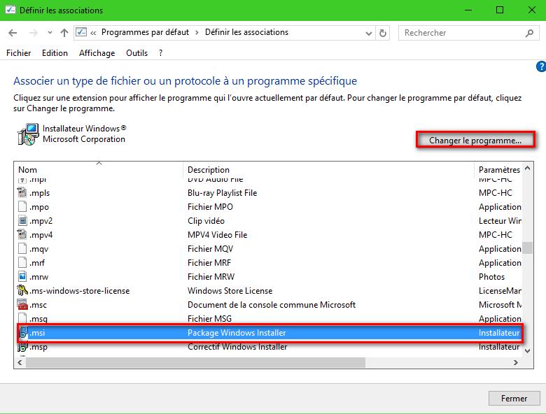 Pb d 39 installation de libre office avec windows 10 - Libre office pour windows ...