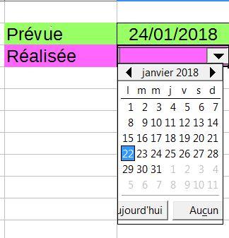 Calendrier Libre Office.Libreoffice 5 3 7 2 Calc Pas De Menu Insertion Champ