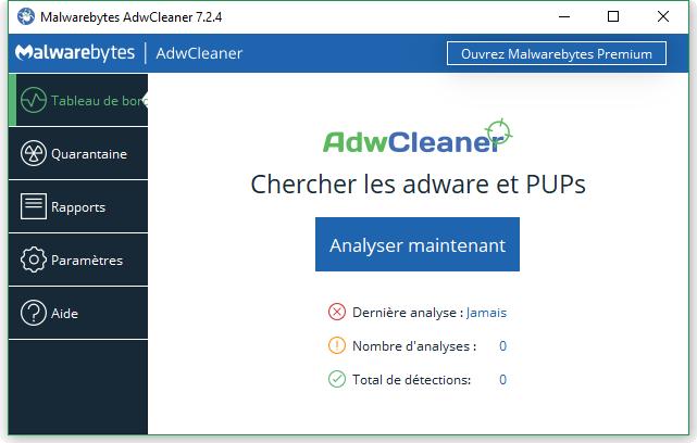 adwcleaner pc astuces