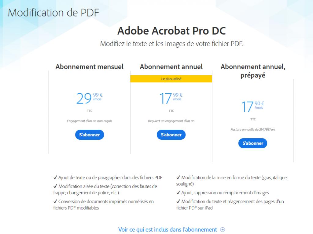 comment modifier un cv pdf